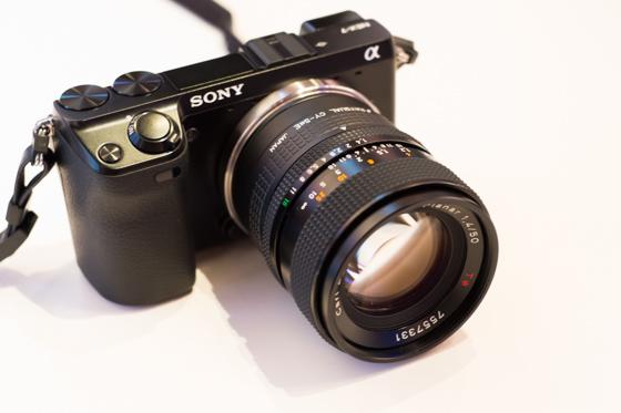 NEX-7 witn a old lens.jpg