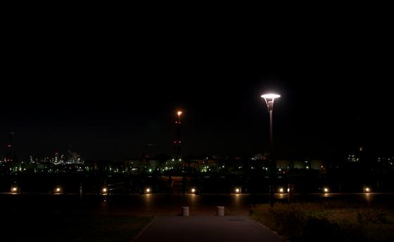 東扇島東公園の光.jpg